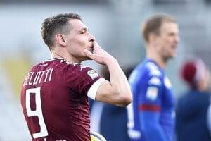 Andrea Belotti je novou prestupovou prioritou AC Miláno.