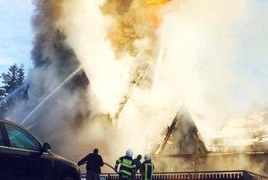 Jeden znajväčších vlaňajších požiarov bol vOraviciach.