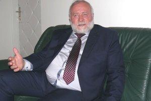 Petrer Bánovčin, hlavný odborník MZ SR  pre pediatriu.
