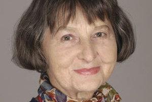 Viera Topinková skonala vo veku 83 rokov.