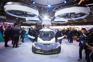 Štúdio Italdesign pripravilo v spolupráci s Airbusom Pop.Up, prototyp auta, ktorého kabína sa dá odpojiť a prepravovať letecky ako dron.
