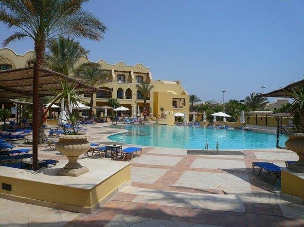 Hotel Sol Y Mar Makadi Sun 4*, Oblasť: Egypt, Hurghada, Makadi Bay.
