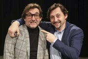 Ady Hajdu a Lukáš Latinák v novej hre Môj dobrý kamarát.
