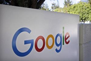 Logo firmy Google.