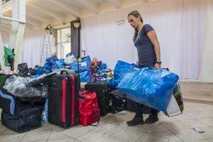 Do maďarskej obce Rözske dnes odišiel prvý kamión s humanitárnou pomocou, zbierku zorganizovala mimovládna organizácia Človek v ohrození.