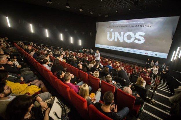 Slovenský film o politickom zločine v kinách zarezonoval.
