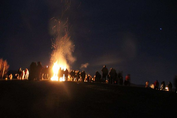 Vlaňajší ročník prilákal na kopce okolo tisíc ľudí.