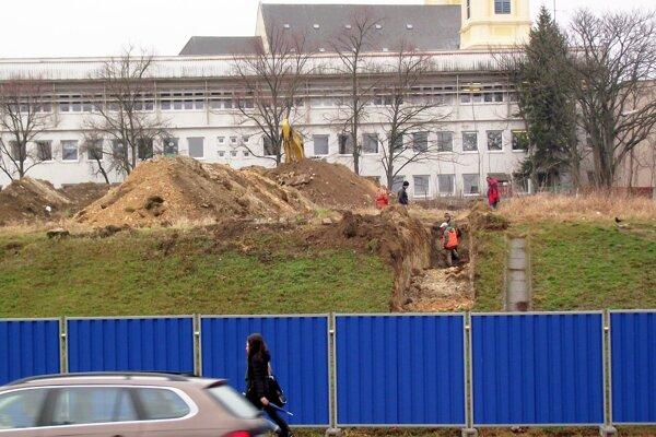 Archeologický výskum má trvať do konca júna.