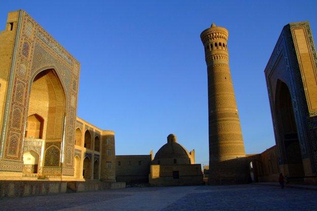 Minaret Kalon odolal aj Džngischánovi.