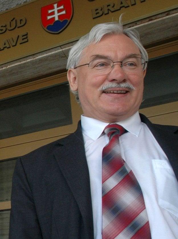 Exposlanec HZDS a právnik Ivana Lexu Ján Cuper.