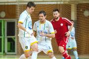 Futsalisti Levíc vdomácom zápase jednoznačne predčili svojho súpera.