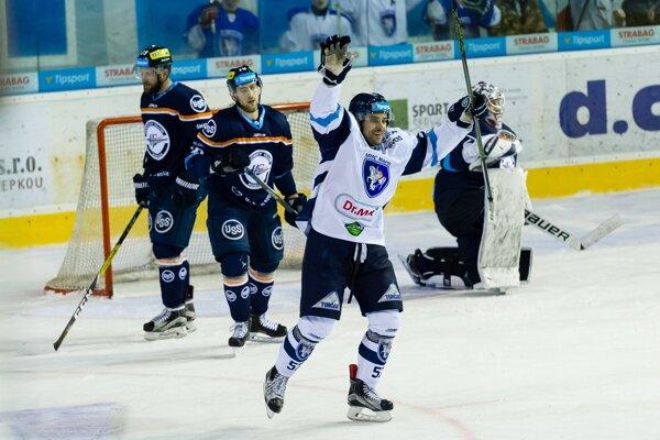 Ruky nad hlavou, Martin zdolal druhý raz po sebe Košice a v sérii vedie 2:1.