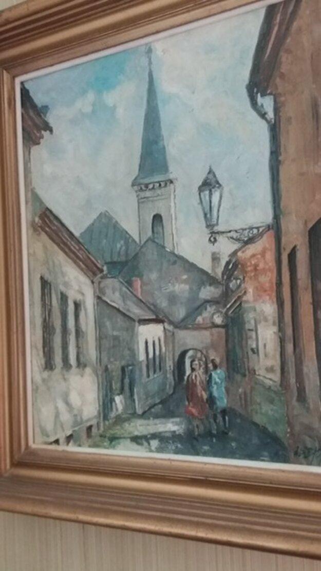 Staré Košice na plátne potešili jeho