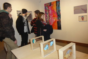 Výstava Afterlive potrvá do 23. apríla.