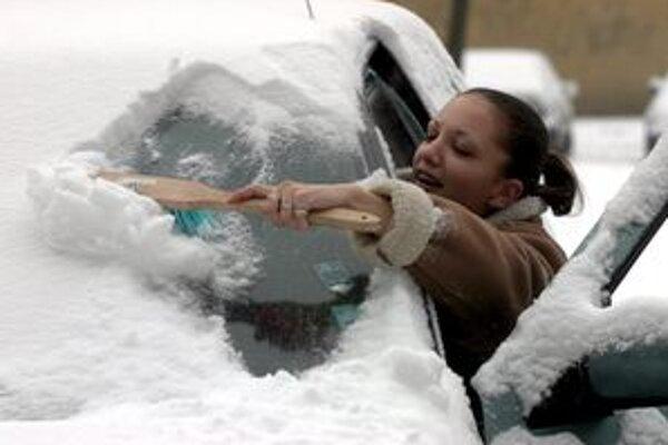 Výstraha pred snežením sa zatiaľ nepotvrdila.