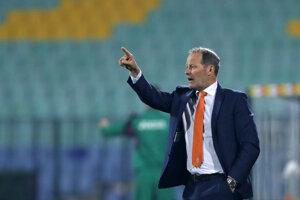Danny Blind už nie je trénerom holandskej futbalovej reprezentácie.