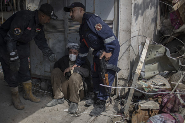 V bojoch trpia aj civilisti.