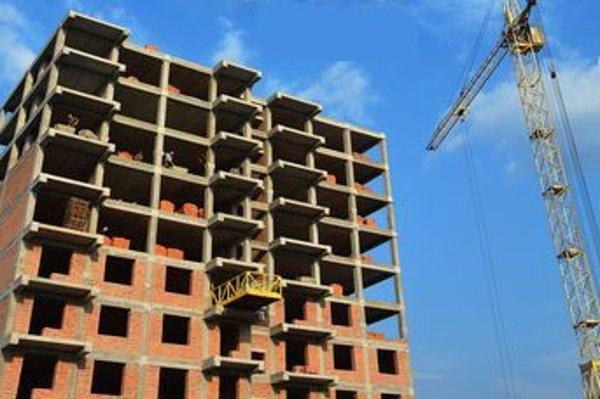Bytová výstavba. Dopredu ju ťahá najmä situácia v Košiciach.