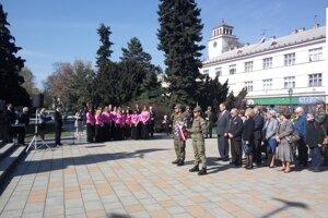 V Trnave  si pripomenuli  oslobodenie mesta počas 2. svetovej vojny.