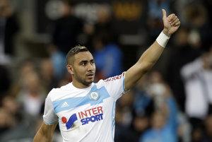 Bod pre Marseille zariadil parádnym priamym kopom Dimitri Payet.