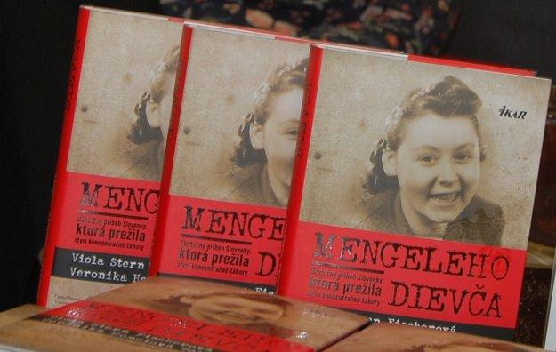 Najčítanejšou knihou súčasnosti vTrenčíne je Mengeleho dievča.