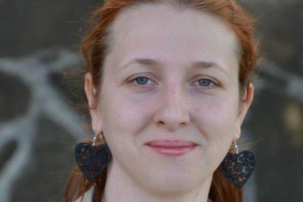 Zuzana Krišková zo združenia Ženské kruhy