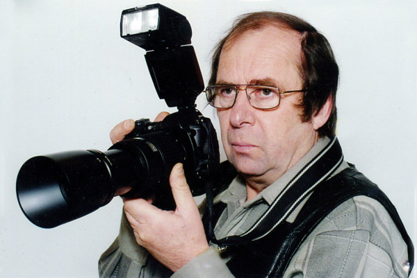 Fotograf Milan Pospiš sa 30. marca dožil 70 rokov.