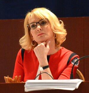 Renáta Lenártová, viceprimátorka