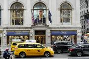 Ralph Lauren na Piatej Avenue v New Yorku.