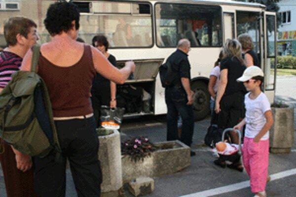 Rodiny obetí banského nešťastia odišli na pobyt do Demänovskej doliny.