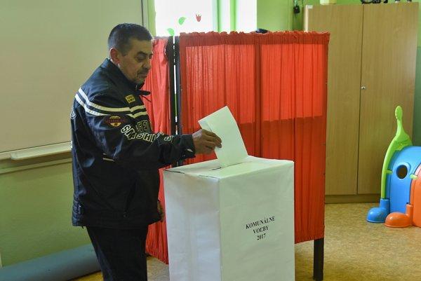 Volič v Stráňach pod Tatrami.
