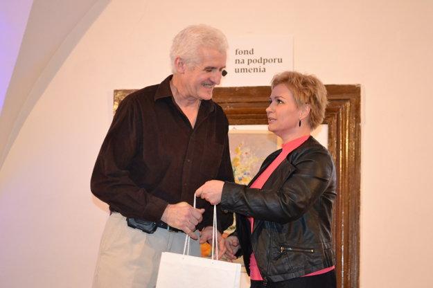 Ocenenie. Michala Pasternáka ocenili na Karpatskej kraslici už desaťkrát.