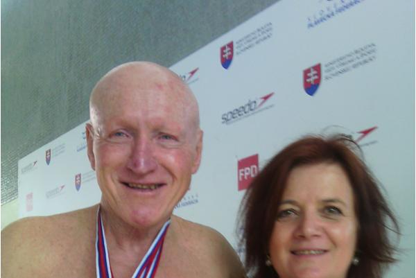 Igor Vestenický a Katka Blašková.