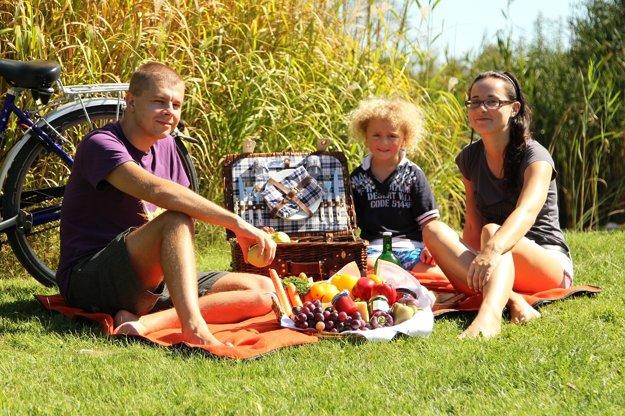 V prázdninovej dedine Vila Vita Pannonia si môžete vyjsť aj na rodinný piknik.