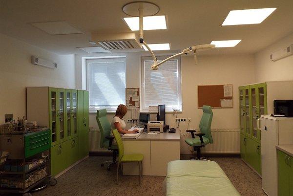 Urgentný príjem slúži pacientom od tohto februára.