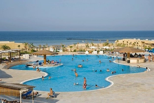 V egyptskom Marsa Alam si môžete more užívať už v máji.