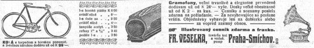 Slovenský denník z 15. 3. 1914