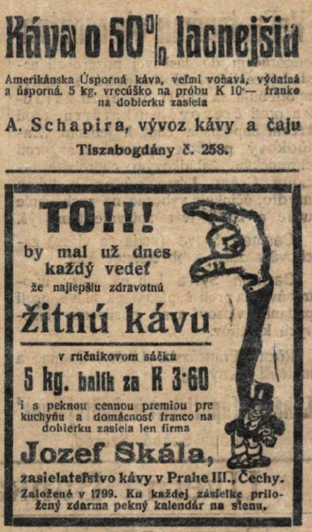 Slovenské ľudové noviny z 13. 3. 1914