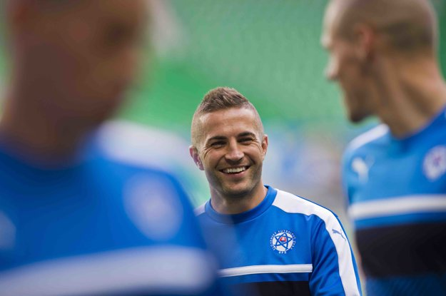Šesták dlhé roky strieľal góly za slovenskú reprezentáciu.