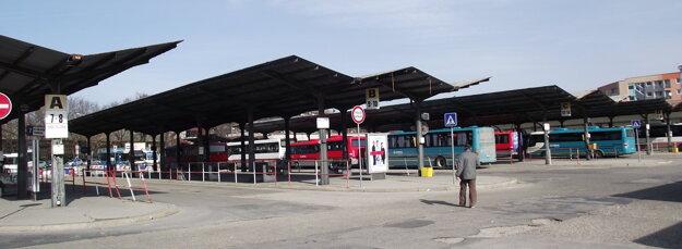 Pôvodná časť stanice.