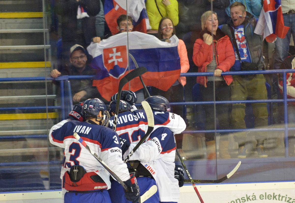 9de2677162d86 Jednoznačné víťazstvo 4:0 nad Lotyšmi dosiahli slovenskí reprezentanti vo  svojom treťom vystúpení v A