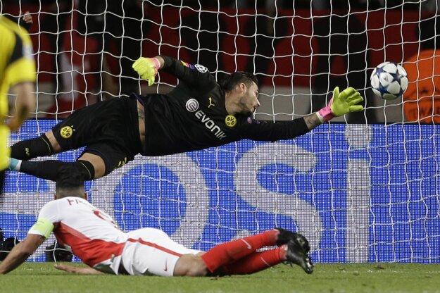 Dortmund v odvete inkasoval tri góly.