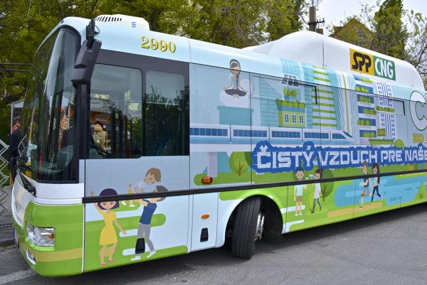 Ekologický autobus SOR NBG 12.