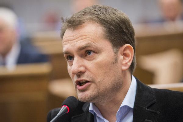 Kauzu otvárania listov otvoril minulý týždeň líder OĽaNO-NOVA Igor Matovič.