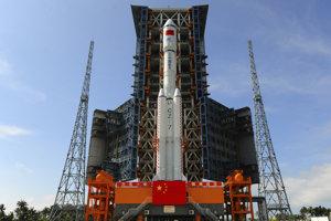 Kozmická loď Tchien-čou 1.