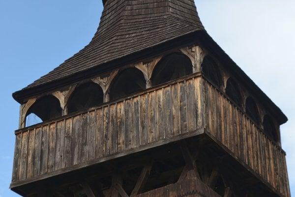 Jedinečná stavba bola dokončená 13. novembra 1674.