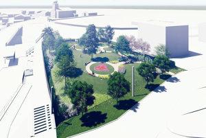 Takto by mala záhrada vyzerať.