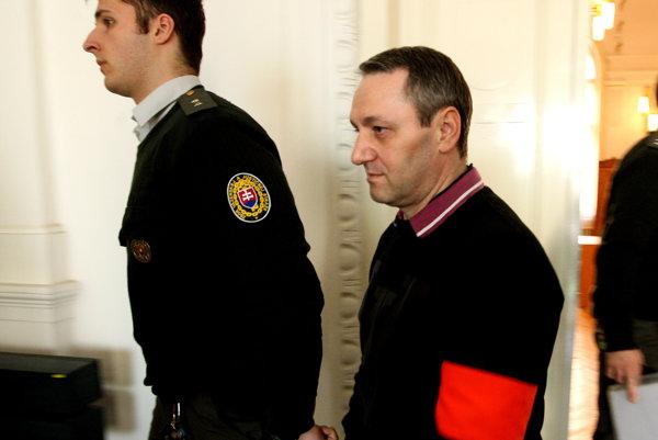 Ukrajinský podnikateľ Sergej Kucherenko.