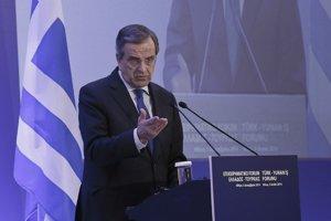 Samaras nemá isté, že bude vládnuť aj o pár mesiacov.