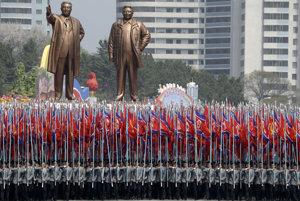 Severná Kórea.